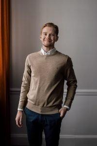 Porträtt Alexander Näslund